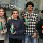 Gatorade Athletes of the Month – Dec-Jan
