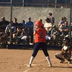Girls Varsity Softball beats Monte Vista