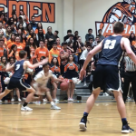 Basketball Season Ends in State Playoffs vs CVC