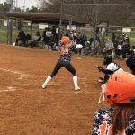 Girls Varsity Softball beats Otay Ranch