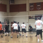 Boys Volleyball Sweeps Rival Granite Hills