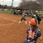 Girls Varsity Softball falls to Hilltop