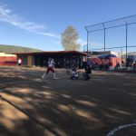Girls Varsity Softball falls to Mount Carmel 16- 7
