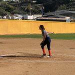 Girls Junior Varsity Softball falls to Madison
