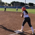 Girls Varsity Softball falls to Brawley