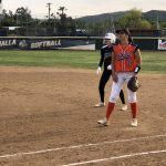 Girls Varsity Softball falls to Santana