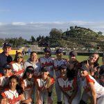 Girls Varsity Softball beats Grossmont