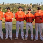 Valhalla Baseball beats El Cajon on Senior Night