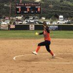 Girls Varsity Softball falls to Steele Canyon