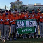 Baseball Wins CIF Championship