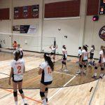 Girls Freshman Volleyball beats Helix 2 – 1