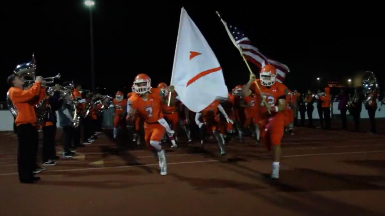 Varsity Football defeats University City to open the season