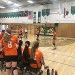 Girls Freshman Volleyball falls to Patrick Henry 2 – 0