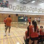 Girls Junior Varsity Volleyball falls to Patrick Henry 2 – 0