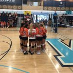Girls Varsity Volleyball falls to Maranatha Christian 3 – 0