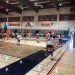 Girls Junior Varsity Volleyball beats Bonita Vista 2 – 1