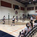 Girls Freshman Volleyball beats Bonita Vista 2 – 1