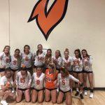 Girls Varsity Volleyball beats Bonita Vista 3 – 0
