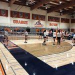 Girls Junior Varsity Volleyball beats Granite Hills 2 – 1
