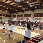 Girls Varsity Volleyball beats Granite Hills 3 – 0