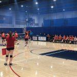 Girls Junior Varsity Volleyball beats Christian 2 – 0
