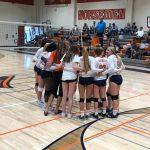 Girls Varsity Volleyball beats Francis Parker 3 – 2