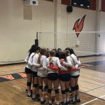 Girls Junior Varsity Volleyball falls to Steele Canyon 2 – 0