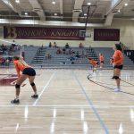 Girls Varsity Volleyball beats Helix 2 – 0