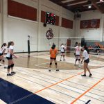 Girls Freshman Volleyball falls to Otay Ranch 2 – 1