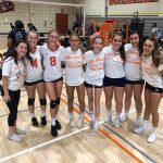 Girls Junior Varsity Volleyball falls to Otay Ranch 2 – 0