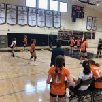 Girls Freshman Volleyball beats El Capitan 2 – 1