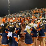 Valhalla football defeats Kearny in front of Homecoming crowd 20-6