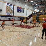 Girls Freshman Volleyball beats Steele Canyon 2 – 1