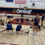 Girls Varsity Volleyball beats Steele Canyon 3 – 1