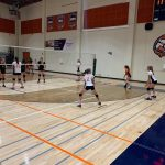 Girls Freshman Volleyball beats El Capitan/Lakeside 2 – 0