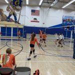 Girls Junior Varsity Volleyball beats Grossmont 2 – 0