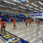 Girls Varsity Volleyball beats Grossmont 3 – 0