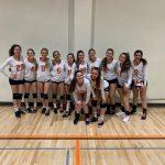 Girls Junior Varsity Volleyball beats West Hills 2 – 1