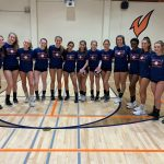 Girls Varsity Volleyball beats Mission Bay 3 – 0