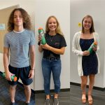Norsemen Athletes of the Month- October