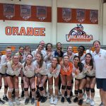 Girls Varsity Volleyball beats Tustin 3 – 2 in first round of State Playoffs