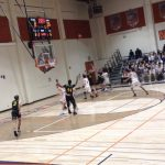 Boys Varsity Basketball falls to Patrick Henry