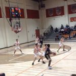 Boys Varsity Basketball beats Morse 57 – 50