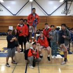 Varsity Wrestlers Place 2nd at Marauder Invitational