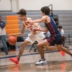 Boys Varsity Basketball falls to La Jolla 47 – 38