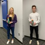 Valhalla Athletes of the Month – Sierra Nelipovich and Joe Avalos
