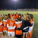 Girls Varsity Soccer ties Steele Canyon 1 – 1