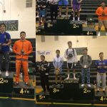 Three Norsemen Place at Holtville Wrestling Tournament