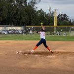 Girls Varsity Softball beats Grossmont 10 – 0