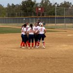 Girls Varsity Softball falls to Brawley 3 – 1
